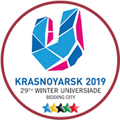 Winter Universiade in Krasnoyarsk