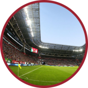 Хотим открыть на «Казань Арене» Hard Rock Cafe